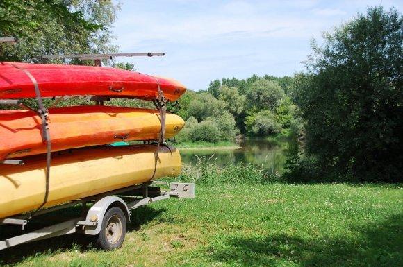 Activités à l'intérieur du camping et aux alentours Lays-sur-le-Doubs