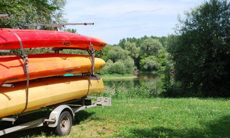 Camping de plein air Lays-sur-le-Doubs